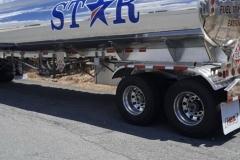 Truck wrap letters in Doylestown, PA