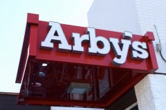 Arby's Channel Lettering