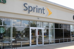 Sprint Signage in Trexlertown PA, Channel letters